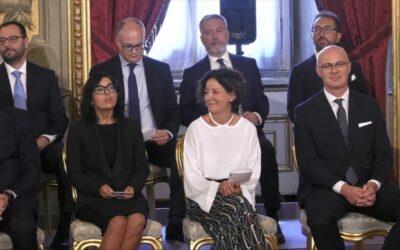 COSA INDOSSA LA MINISTRA: la mia pagella all'outfit istituzionale delle nuove donne di governo.